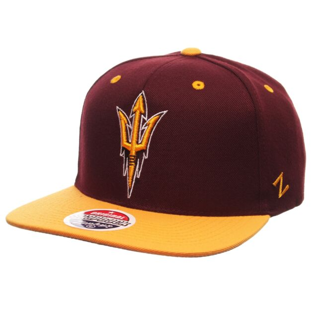Arizona State Sun Devils Official NCAA Z11 Adjustable Hat Cap by Zephyr  243800 fff445fe06e3