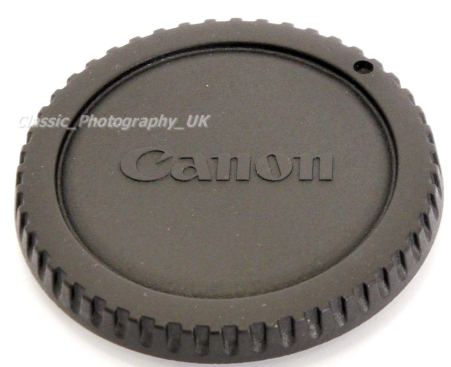 ORIGINAL Canon EOS Body Cap V2 Made in Japan for Canon EOS 5D MK3 EOS 6D Mark 2
