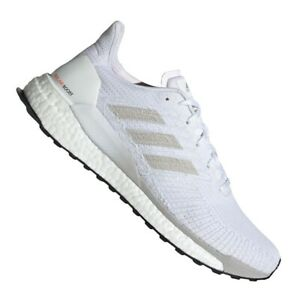 Adidas-Solar-Boost-19-M-039-Cloud-White-039-Men-10-5-Running-Shoes-Sneakers-G28058