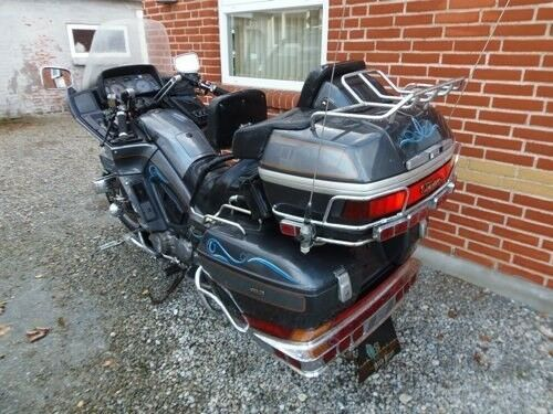 Yamaha, XVZ 1300 TD Venture Royale, ccm 1300