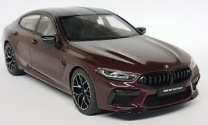 GT-Spirit-1-18-Scale-BMW-M8-Gran-Coupe-Aubergine-Metallic-Resin-Model-Car