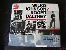 Slip Double: Wilko Johnson / Roger Daltrey : Going Back Home Deluxe 2CDs Sealed