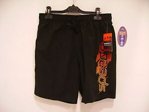 de 807572a035 Noir Boardshort Orange Noir XL Speedo Short bain WredCxBo