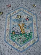 Disney Winnie the Pooh Vintage Full Quilt Set