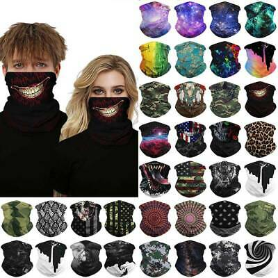 FFFFFFFFFF Italien Flagge 3D-Druck Magic Stirnband Schal Sport Kopfbedeckung Headwrap TubeSeamless Bandanas f/ür M/änner Frauen