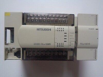 For Mitsubishi MITSUBISHI Module FX2N-16EYR-ES//UL
