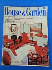 1968-House-amp-Garden-Magazine-Museum-Village-Shelburne-Centura-Dishes-Corning-MCM
