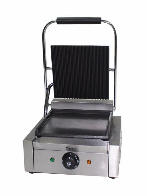 Panini Press Machine Pannini Maker Commercial Contact