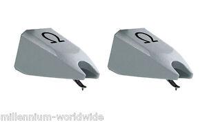 2-ORTOFON-OMEGA-REPLACEMENT-STYLI-STYLUS-TWIN-SET-TURNTABLE-PHONO
