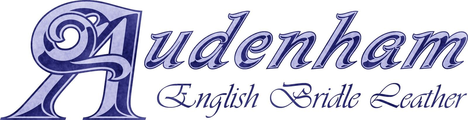 Audenham Braun English Bridle Leder Laced Handcrafted / Horse Reins 19mm / Handcrafted 3/4