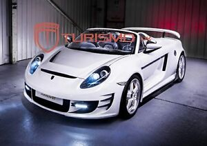 Details about Toyota MR2 / MRS body kit gemballa style