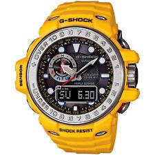 Casio G-Shock Men's GWN1000-9A Gulf Master Triple Sensor Ana-Digi Resin Watch