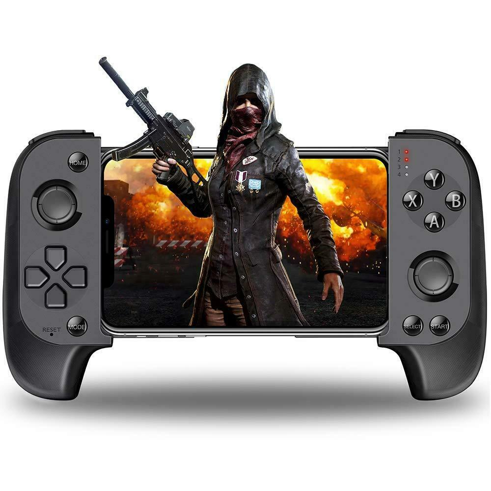 Smart Phone Game Bluetooth Mobile Controller Gamepad for Android IOS iPhone NEW#