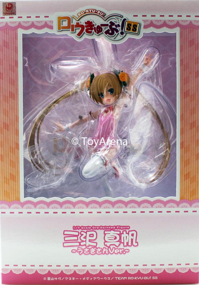 Ro-Kyu-Bu  Maho Misawa Bunny Ver. 1 7th  Scale cifra gratuito Shipping  grandi prezzi scontati