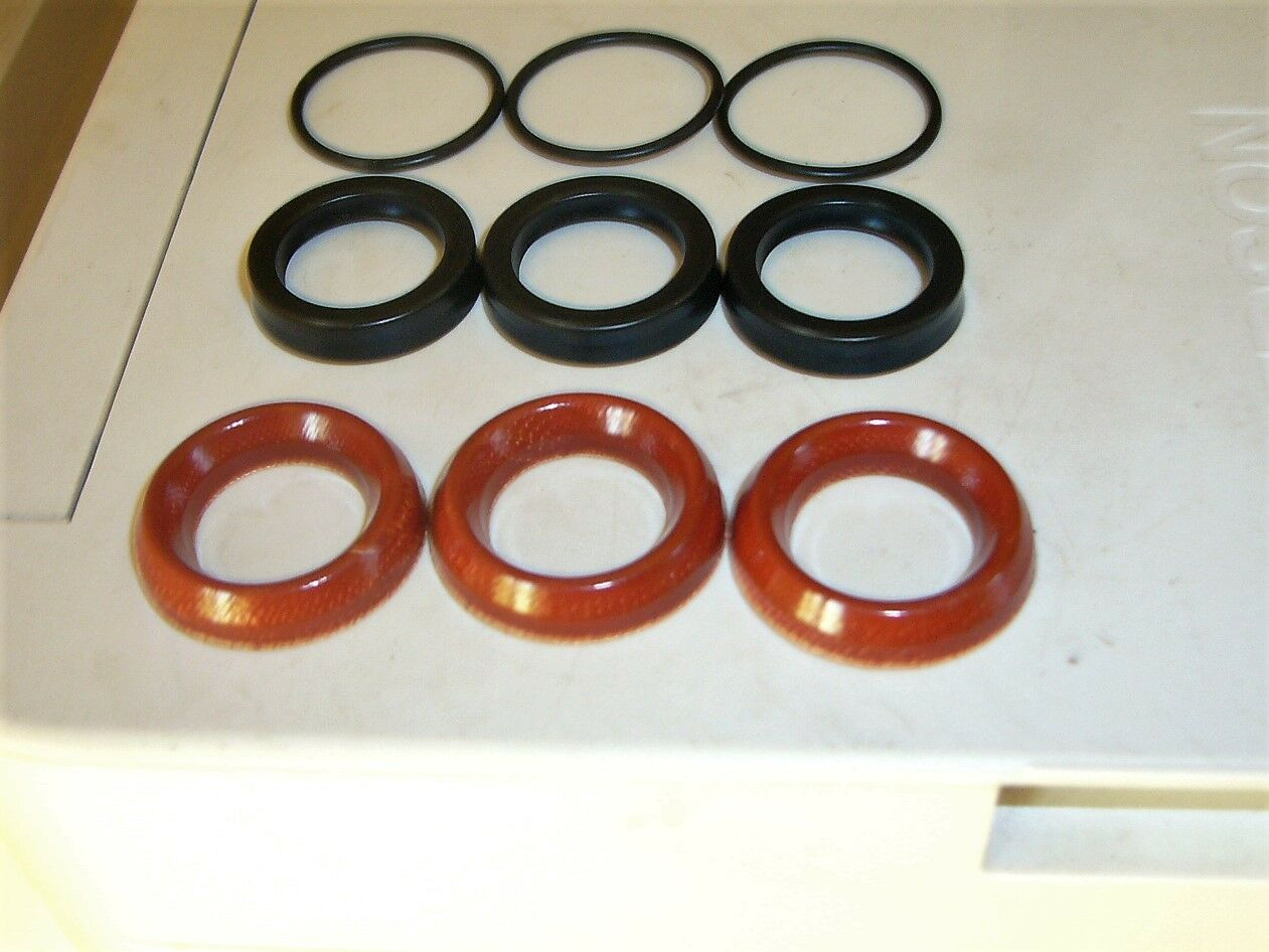 KIT SEALS SEALS ACQUA D.18 ANNOVI REVERBERI ORIGINAL 935 945 7850 2747