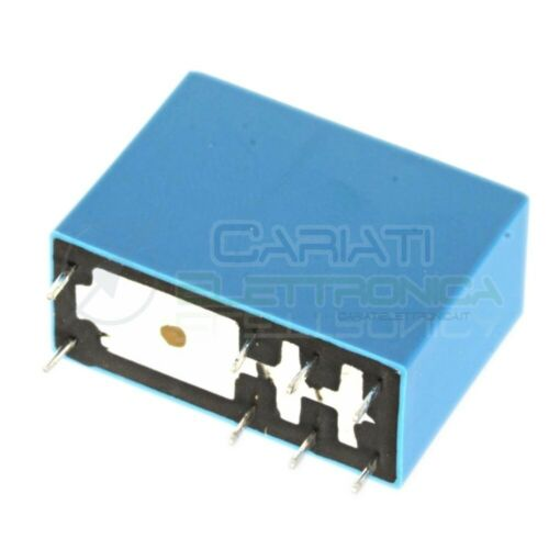 Relè Songle SMIH-24VDC-SL-C con bobina da 24Vdc 16A 30Vdc 16A 250Vac SPDT