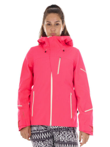 Brunotti Giacca sci Giubbotto Snowboard Giacca Rosa Styx Air System 20k 2in1