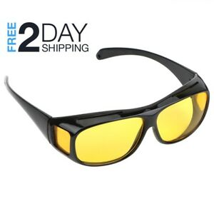 c804673bfd Image is loading Polar-Tech-Night-Vision-HD-Driving-Glasses-amp-