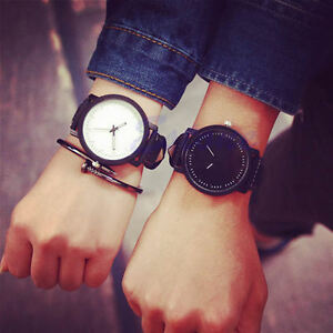 Stainless-Steel-Men-Women-Leather-Military-Sport-Quartz-Analog-Wrist-Watch-Gift
