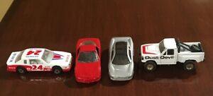 Maisto-1-64-Lot-Diecast-Cars-Buick-Carolina-Kid-24-Dust-Devil-4-Vehicles