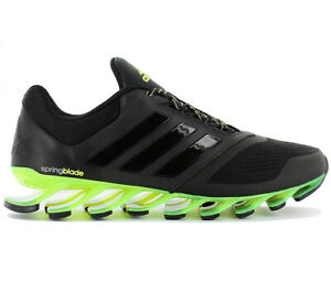 new products 24d38 63efe Details about Adidas Springblade Drive 6 7/12ft Men's Sneakers D69684 Black  Running Shoes New