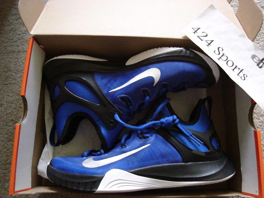 Nike Zoom Hyperrev 2015 Taille 8.5 Bleu noir blanc NBA 705370 400