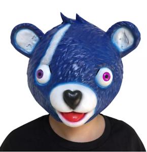 Fornite mask Blue Bear
