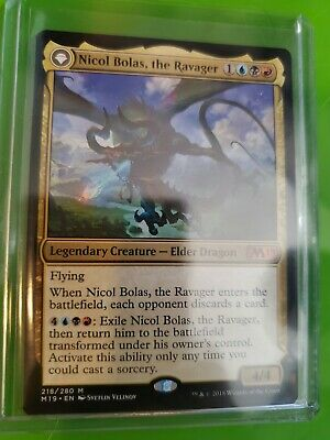 Masters 25 Near Mint 1x Foil English -BFG- MTG Magic x1 Nicol Bolas