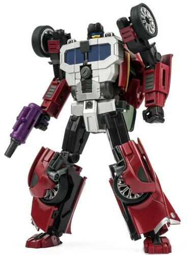 New TransFormMission TFM Transformers Menasor M-04 Over Turn Deadend In Stock
