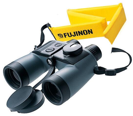 Fujinon Marine Kompass Fernglas 7x50 incl. Kompass Marine Segeln Stiefel Jagd wasserdicht fbbd49