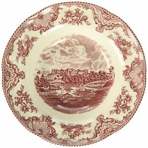 Image is loading Johnson-Brothers-Old-Britain-Castles-9-034-PASTA-  sc 1 st  eBay & Johnson Brothers Old Britain Castles 9