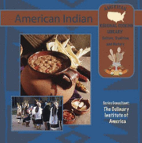 American Regional Cooking Library: American Indian