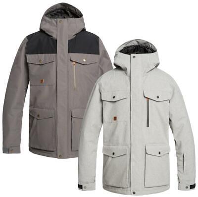 Quiksilver Mens Raft 10k Snow Jacket