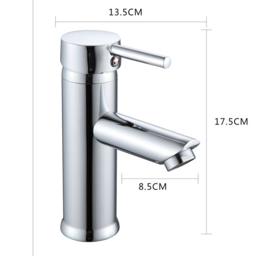 Waterfall Bathroom Taps Set Basin Mono Mixer Tap Bath Filler and Shower Faucets