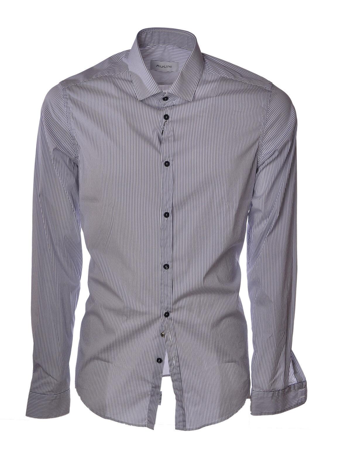 Aglini - Shirts-Shirt - Man - Fantasy - 3179908L184315