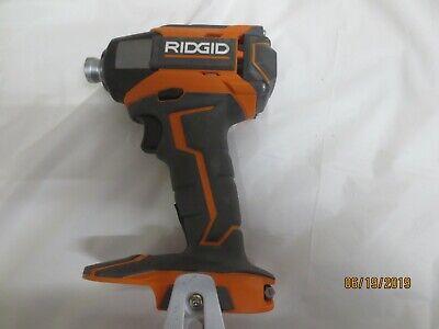 18-Volts Ridgid R86035 GEN5X Impact Driver Drill
