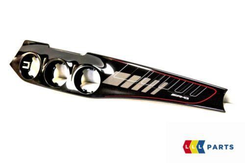NEW GENUINE MERCEDES BENZ MB CLA W177 GLA X156 AMG EDITION 1 DASH TRIM BLACK