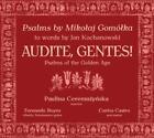 Audite,Gentes! von Reyes,Castro,Ceremuzynska (2015)