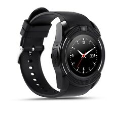 V8 Smart Watch Quad-band Calling Clock Bluetooth