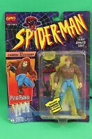 Spider-man Animated Series Peter Parker With Camera Figure On Card