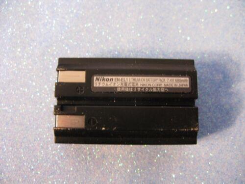 Genuine Nikon EN-EL1 Original Battery 880 995 4300 4500 4800 5000 5400 5700 8700