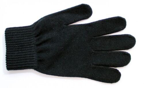 Touchies Touchscreen Baumwoll-Handschuhe schwarz