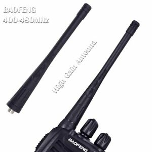 High-Gain-Antenna-for-Two-Way-Radio-BaoFeng-Bf-888s-Walkie-Talkie-400-480MHz-UHF