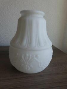 Vintage-Milk-Glass-Ceiling-or-Light-Lamp-Shade