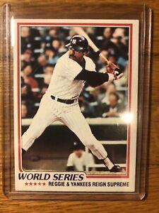 1978-Topps-Reggie-Jackson-413-Baseball-Card