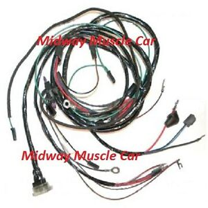 64 corvette wiring harness engine wiring harness 64 65 chevy corvette 327 stingray ... 1995 corvette wiring harness