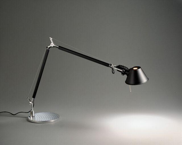 Artemide tolomeo mini lampada tavolo con base nero acquisti