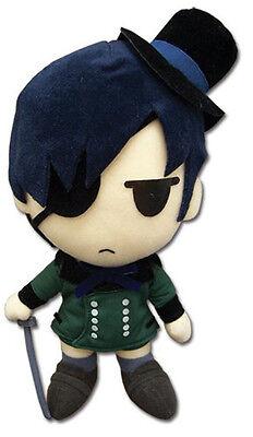 "Brand New Black Butler GE-8955 10"" Ciel Official Licensed Plush Toy Doll"