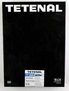 Tetenal Tt Vario Ultra Paper Bw 18x24 312 Semi Matt 0 5 Gradazione