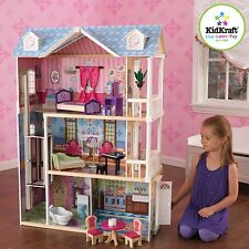 Kidkraft Modern Mansion Dollhouse With Lights and Sounds eBay